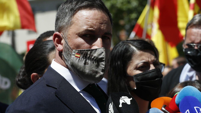 Vox y Arrimadas abren la vía judicial contra los indultos y recurren ante el Supremo