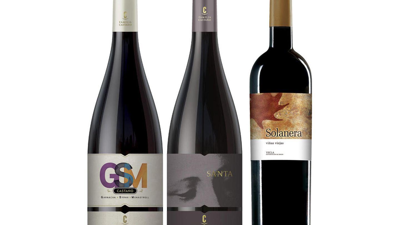 GSM, Santa y Solanera Viñas Viejas.