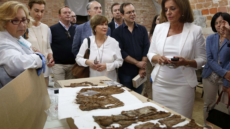 Los restos de Miguel de Cervantes descansarán en la Iglesia de las Trinitarias