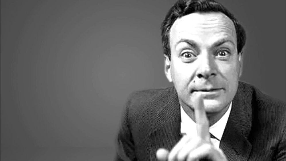Foto: Al físico Richard Feynman morirse le aburría muchísimo. (iStock)