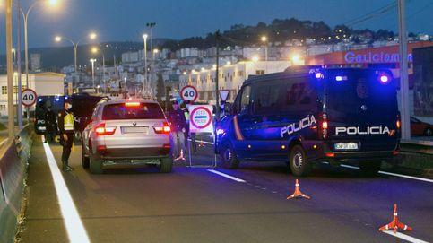 Un gallego bate el récord de multas en un solo atestado: le pusieron 12