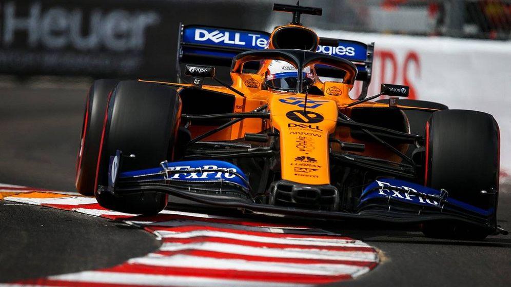 Foto: Carlos Sainz ha entrado siempre en el Q3 desde que llegó a la Fórmula 1, con tres monoplazas diferentes (foto: McLaren)