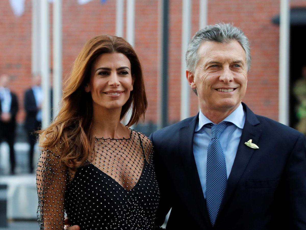 Foto: Mauricio Macri y Juliana Awada, en una imagen de archivo. (Reuters)