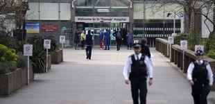 Post de Record en Reino Unido: 938 muertos por Covid-19 en un día