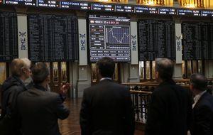 El Ibex pone en peligro los 10.100 en medio de los temores de la banca