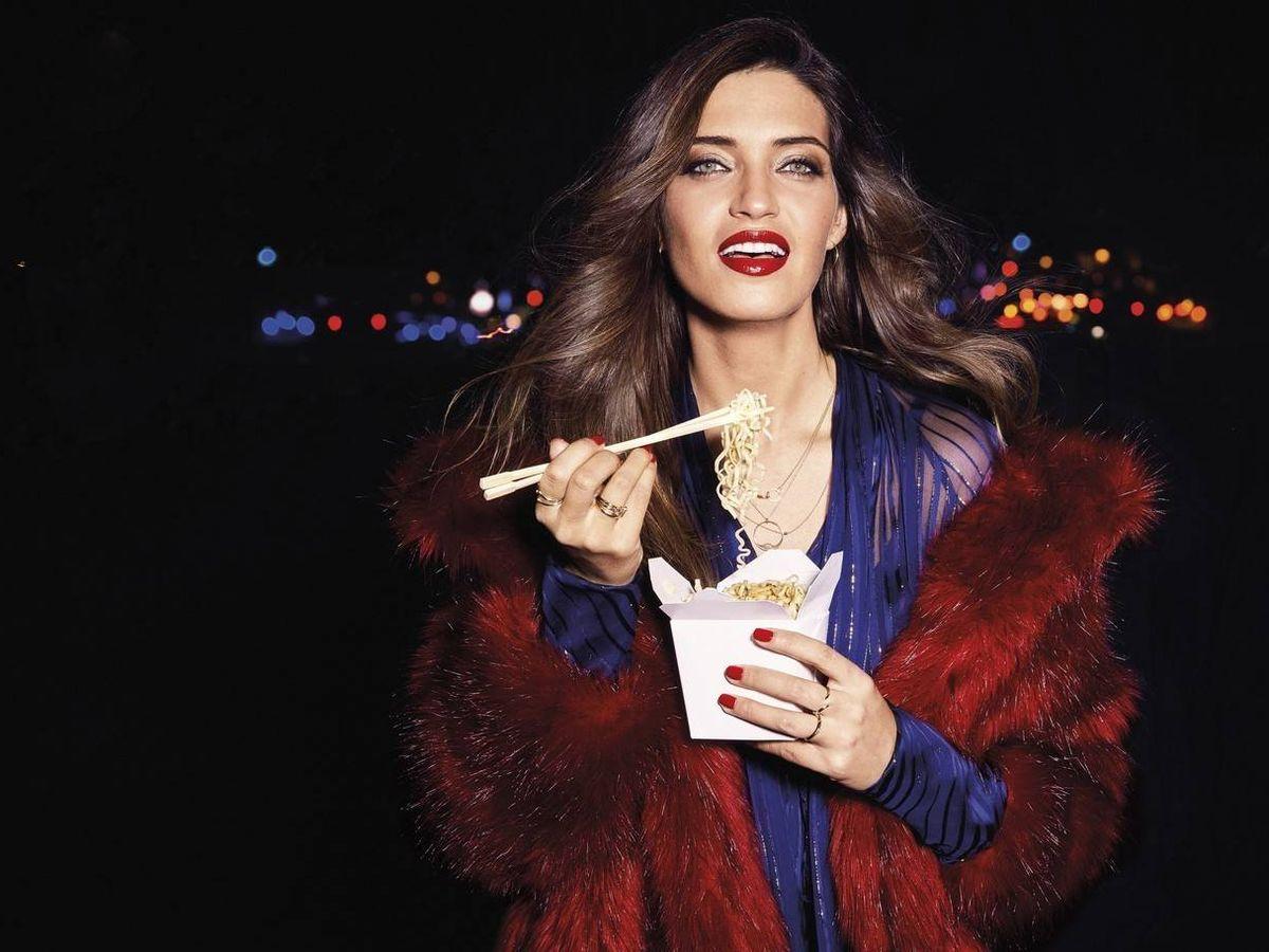 Foto: Sara Carbonero en una campaña de L'Oréal. (Cortesía)