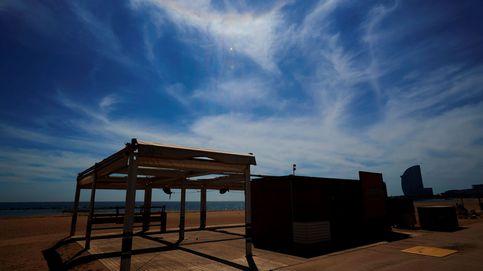Andalucía pide abrir las playas al baño el 25 de mayo y eximir del canon a los chiringuitos