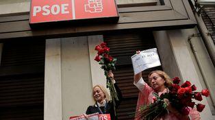 ¿Quién es más de izquierdas en el PSOE?