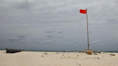 Viaje prohibido a las islas disputadas en el Mar de China