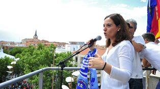 La guerra del PSOE-M tiene una derrotada: Sara Hernández tira la toalla y no se presenta
