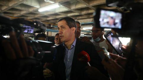 La esposa de Guaidó denuncia un intento de detener al líder opositor venezolano
