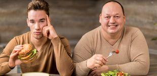 Post de Por qué una ensalada puede engordar más que una hamburguesa