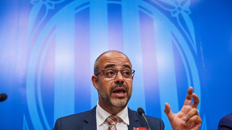 El 'conseller' de Interior, Miquel Buch. (EFE)