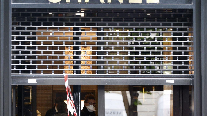 Tienda de Chanel (EFE)