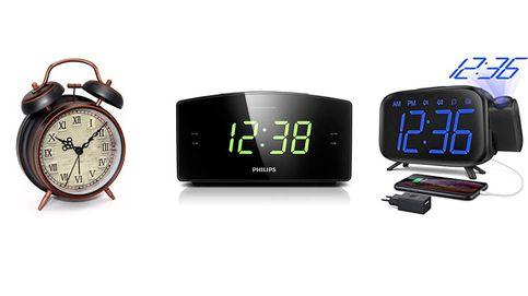 Despertadores que necesitas para no dormirte y llegar puntual a una cita