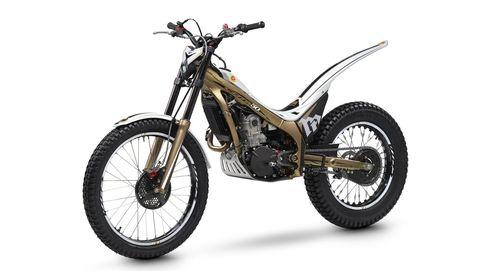 Cincuenta años de la Montesa Cota, una moto legendaria