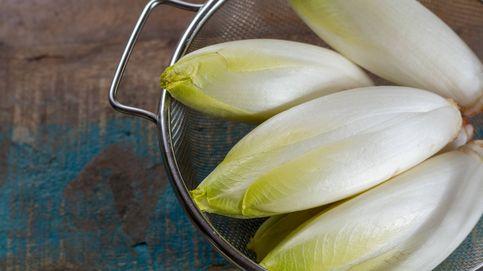 La endivia, esa amarga hortaliza con propiedades antiinflamatorias