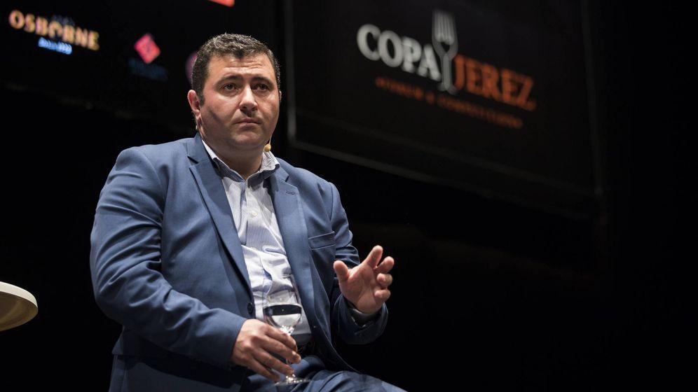 Foto: José Antonio Navarrete. (Foto: Copa Jerez)