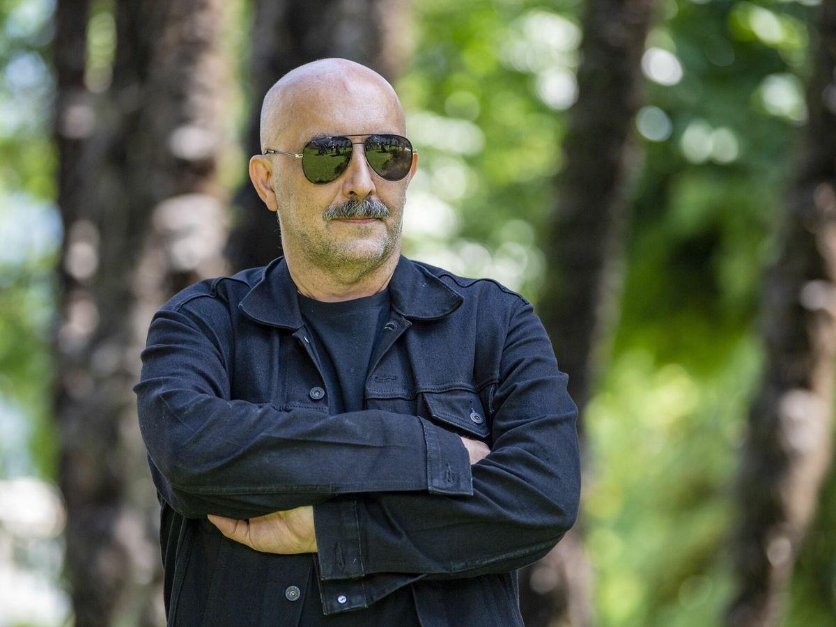 Foto: Gaspar Noé presenta 'Vortex' en el Festival de San Sebastián. (Efe)