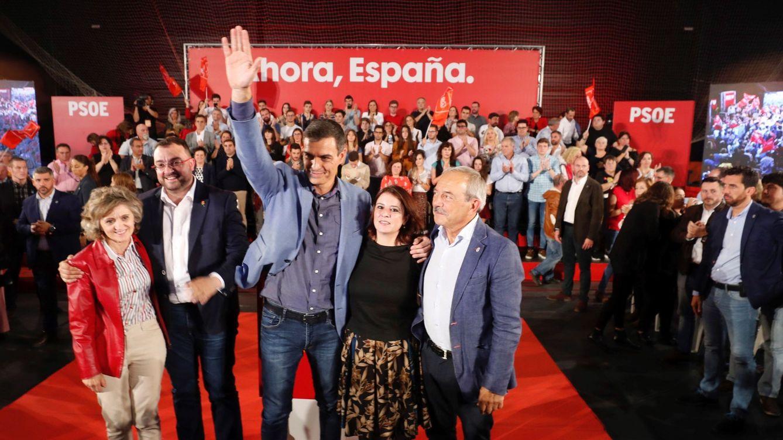 Sánchez asume el peso del 10N: se multiplica en medios y mítines para activar al votante