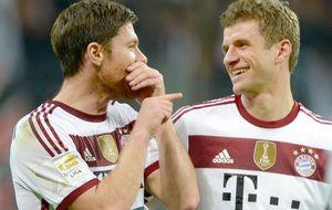 Müller lidera otro paseo del Bayern ante el Eintracht con un 'hat-trick'