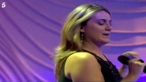 La primera vez que Carlota Corredera salió en TV... cantó por Sakira