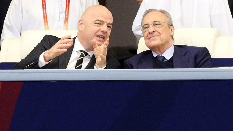 Poner en marcha la Superliga, el gran reto de Florentino para su sexto mandato