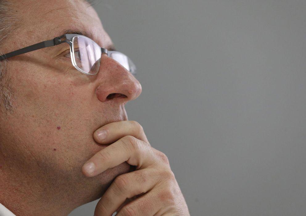 Foto: El presidente de la SGAE, José Luis Acosta (EFE)