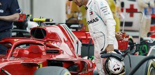 Post de Por qué Ferrari está llevando a Mercedes contra las cuerdas y hacia el ko