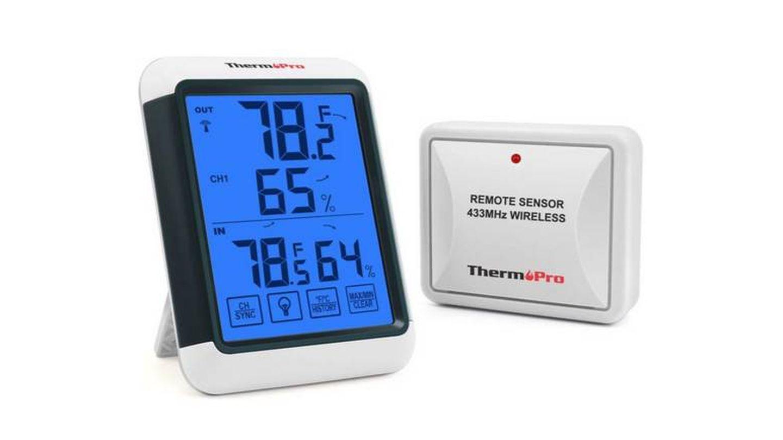 Mejor medidor de humedad de ThermoPro