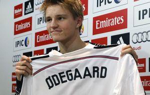 El Madrid luce al nuevo Messi y el nuevo Mourinho, los Odegaard