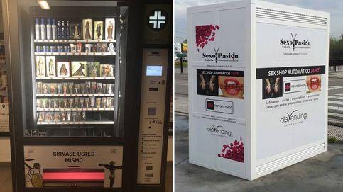 Los asturianos que triunfan vendiendo vírgenes (y 'dildos') en máquinas de 'vending'