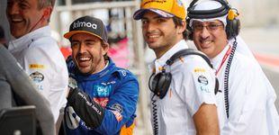 Post de Por qué Carlos Sainz y McLaren se frotan las manos... y pasan de lo de Verstappen