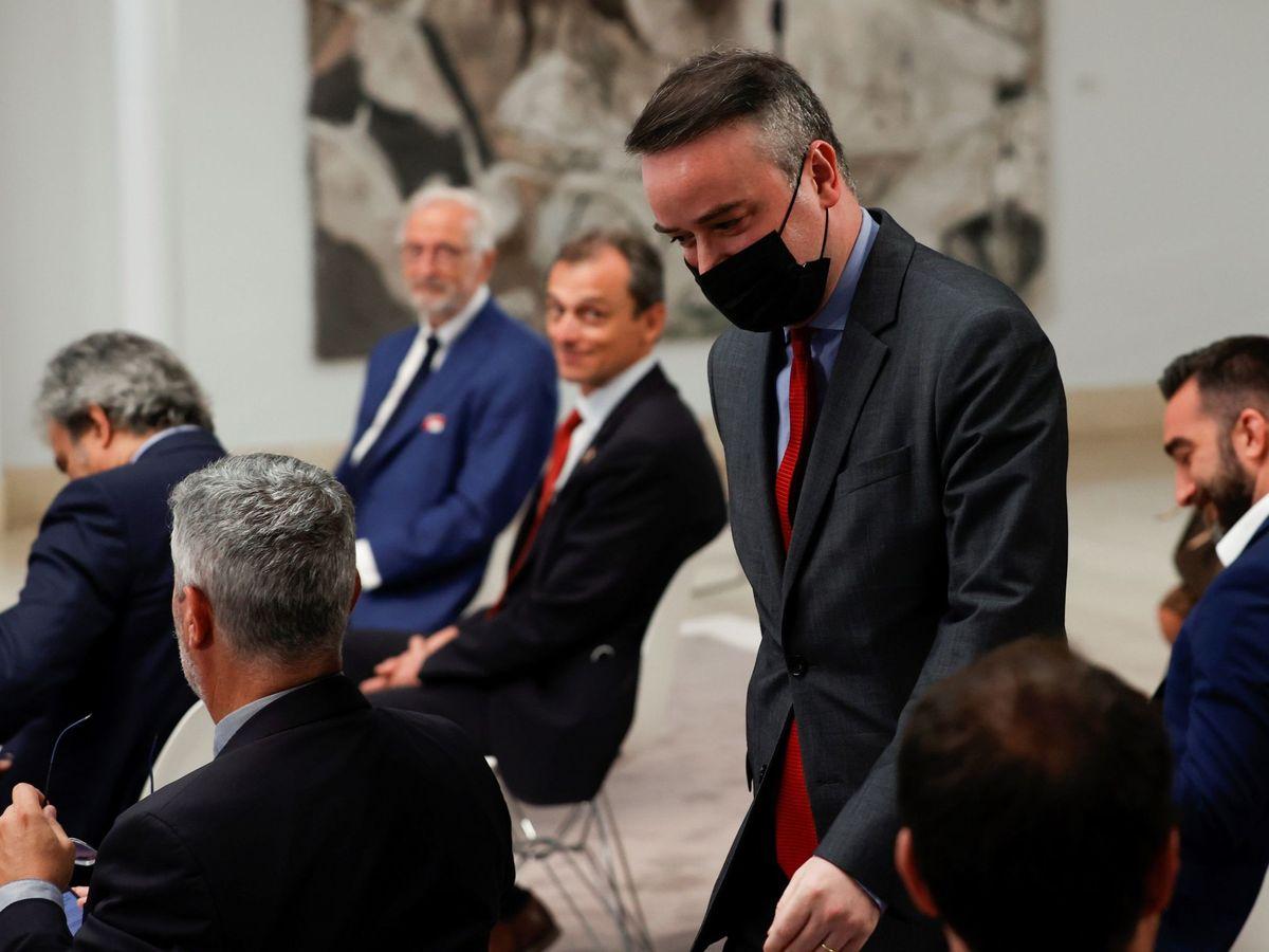 Foto: El director del gabinete de Presidencia, Iván Redondo. (EFE)