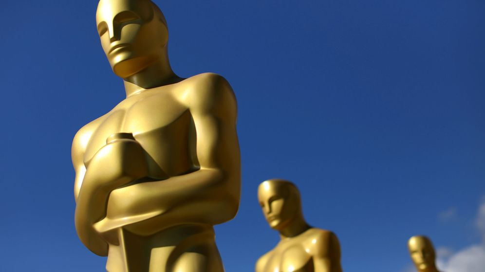 Foto: Estatuillas de los Premios Oscar (Reuters)