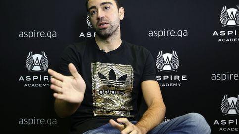 Xavi: Mi objetivo último es entrenar al Barcelona. No lo oculto