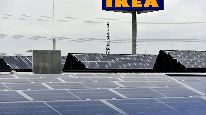 Ikea venderá placas solares 'low cost' en España a partir de 2021