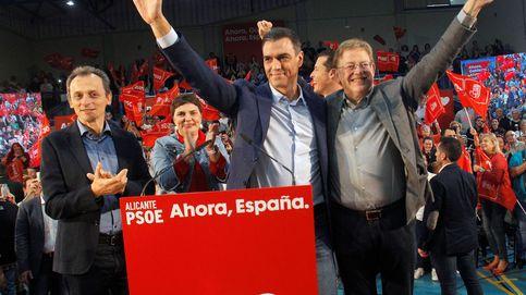 Sánchez se lanza a un maratón y abre el 10-N en Sevilla y cierra en Madrid y BCN
