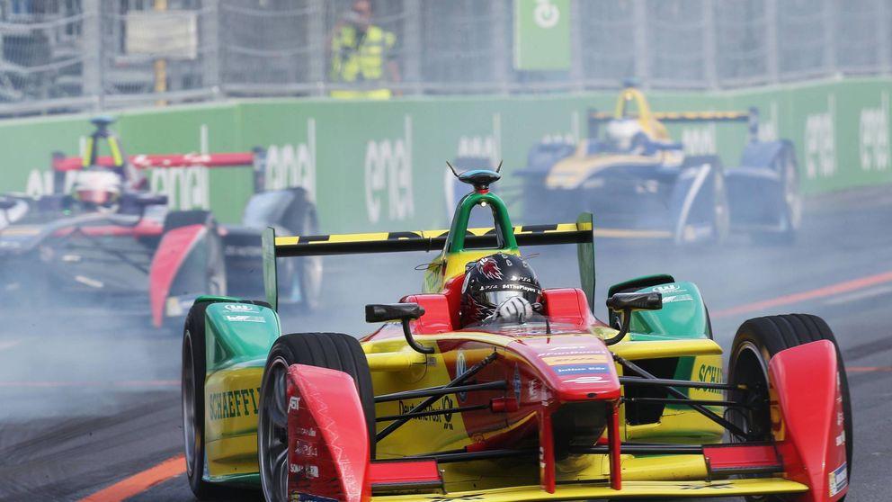 La Fórmula E o cuando el mismísimo Prost te enseña su monoplaza eléctrico