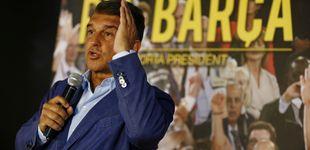 Post de Joan Laporta se presentará a las elecciones del Barça