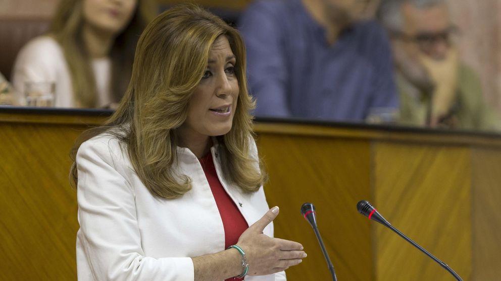 Claves del discurso de investidura de Susana Díaz: concesiones a Podemos
