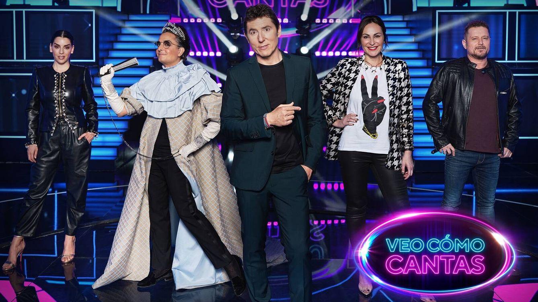 Foto: Fotografía promocional de 'Veo cómo cantas'. (Atresmedia Televisión)