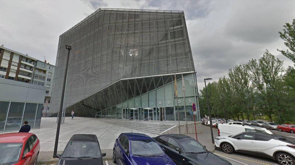 Foto: Juzgados de Ourense. (Google Maps)
