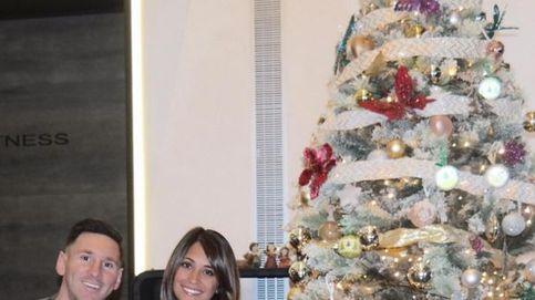 Alba Carrillo, Leo Messi o Eva González: así preparan los famosos su Navidad