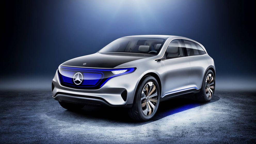 El coche eléctrico es el gran protagonista del Salón de París
