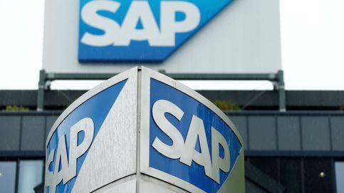 Las acciones de SAP se desploman más de un 20% tras recortar previsiones