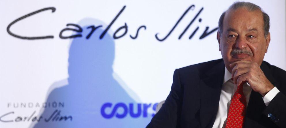 Foto: El magnate mexicano dueño de América Móvil, Carlos Slim (Reuters)