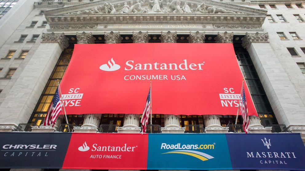 Santander EEUU resucita en Wall Street tras presentar sus cuentas revisadas