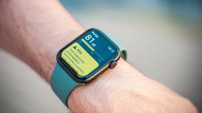 Apple Watch. (C. Castellón)
