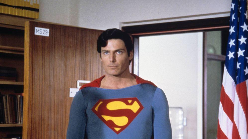 Foto: Christopher Reeve, en una imagen de 'Superman IV'. (Cordon Press)